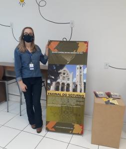 Faxinal participa da Mostra de Turismo da AMCentro