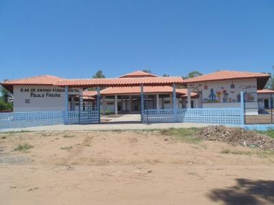 Administração Municipal trabalha intensamente para abrir a escola nova