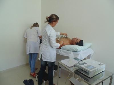 Secretaria da Saúde disponibiliza eletrocardiograma na UBS da cidade