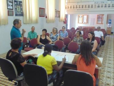 Conselho da Saúde realizou primeira reunião do ano