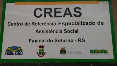Administração Municipal inicia implantação do CREAS