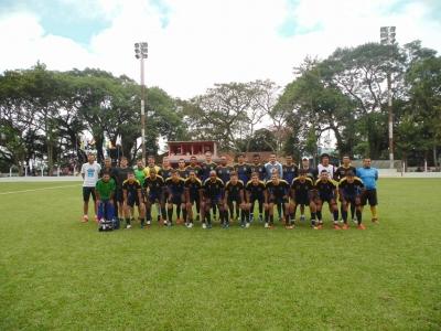 Faxinal é campeã da 48ª edição do Inter-Seleções