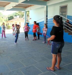 Espaço Ciranda recebe alunos da rede municipal