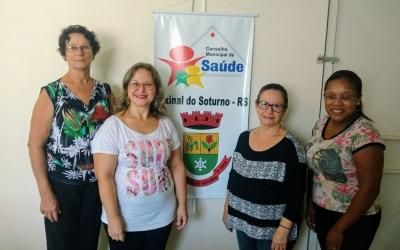 Conselho Municipal da Saúde com novas integrantes