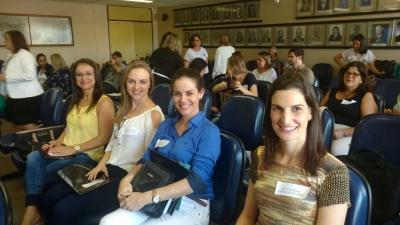 Equipe da Saúde participou de Seminário em Alegrete