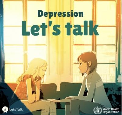 Vamos conversar sobre depressão?