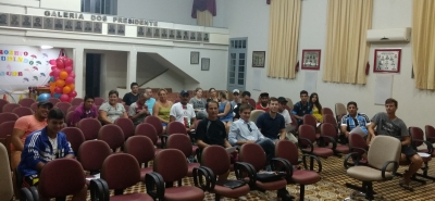 Departamento de Esportes inicia a organização do Municipal de Futsal