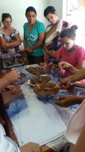 Assistência Social promoveu curso de fabricação de ovos de páscoa