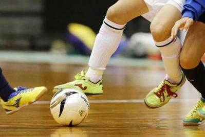 Primeira rodada do futsal acontece no dia 12 de maio