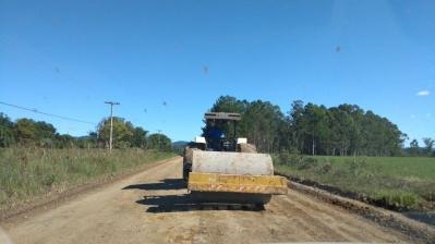 Mais estradas em boas condições de trafegabilidade