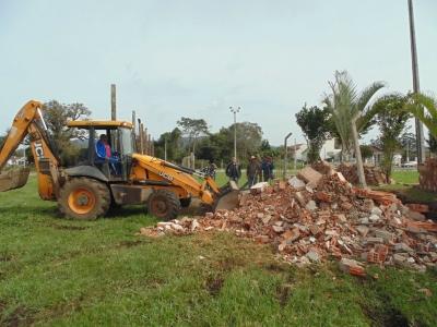 Depois da Feira, foco das Obras volta para a limpeza da cidade