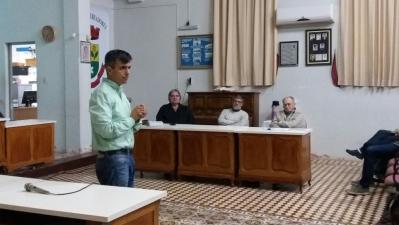 Secretaria da Agricultura promoveu palestra sobre matas ciliares