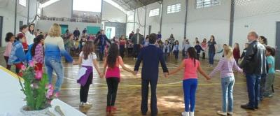 Projeto Ciranda inicia oficinas no contraturno escolar