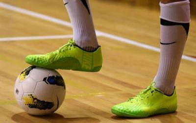 Carnê de jogos do Campeonato Municipal de Futsal