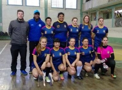Seleção de Faxinal fica com o vice-campeonato em Silveira Martins