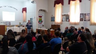 9ª edição da Conferência Municipal de Assistência Social aconteceu hoje