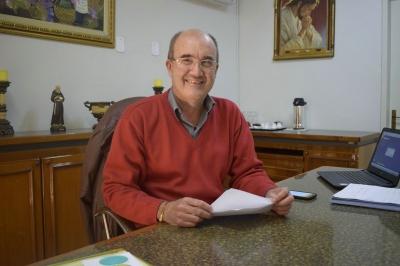 Prefeito Clovis anuncia recebimento de emenda para conclusão da ciclovia