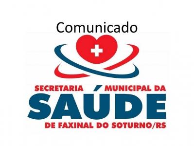 Secretaria comunica sobre o transporte de pacientes