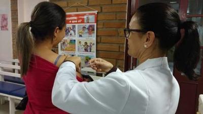 Encerrada a Campanha de Vacinação contra a Influenza