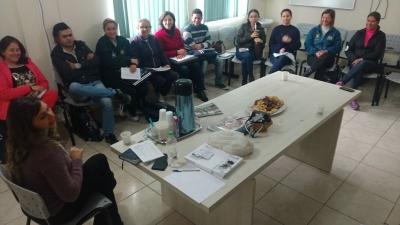 Secretaria realiza mesa redonda com Agentes Comunitários de Saúde