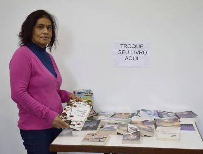 "Biblioteca Municipal oferece ""Troca-Livros"""