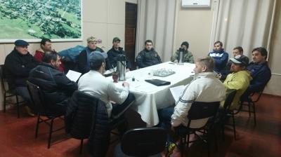 Departamento de Esportes e Lazer realiza reunião sobre o campeonato de bocha