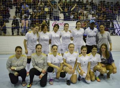 Conhecidos os campeões do futsal de Faxinal