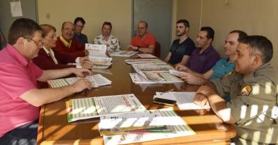 Faxinal recebeu reunião sobre a Consulta Popular