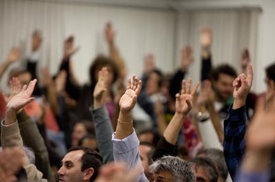 Faxinalenses elegem a segurança e a saúde como prioridades na Consulta Popular