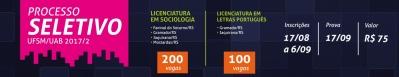 Polo UFSM/UAB de Faxinal do Soturno oferece 50 vagas em processo seletivo