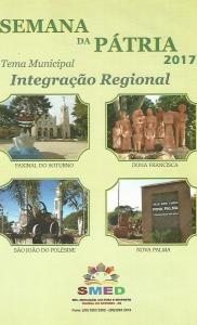 Semana da Pátria terá como tema a integração regional