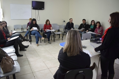 Faxinal recebeu reunião regional do CEREST