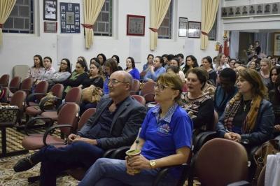 Curso de Extensão em docência na Educação Infantil reuniu professoras de toda a região