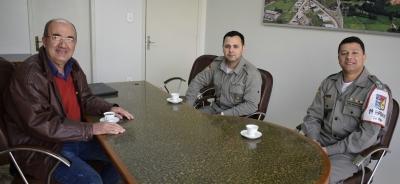 Brigada Militar de Faxinal do Soturno conta com mais um policial em seu efetivo