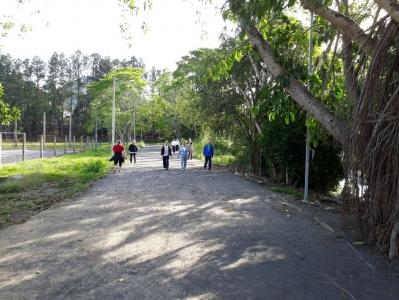 Caminhada Orientada é oferecida pela Secretaria de Saúde