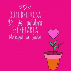 ESF promove ação do Outubro Rosa no domingo