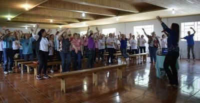 Dia do Idoso foi comemorado em evento da Secretaria de Assistência Social