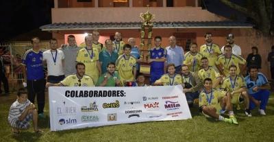 Chelsea é a equipe campeã do Torneio Início de Faxinal
