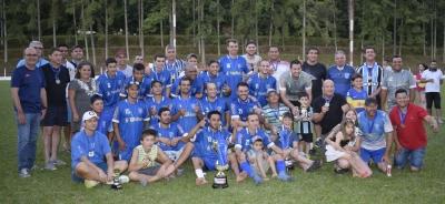 Cruzeiro é campeão nas duas categorias do Futebol de Campo