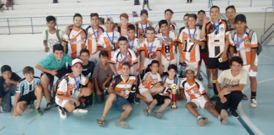 Torneio da Escolinha aconteceu no sábado