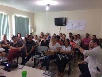 Equipe da Secretaria de Saúde avalia 2017 e projeta 2018