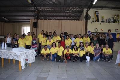 APAE realiza confraternização com alunos e familiares
