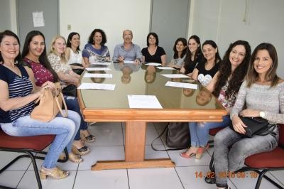 Município conta com 10 novas professoras nas Escolas