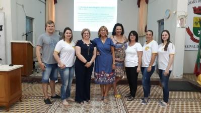 Educadores do Programa AABB Comunidade participam de formação