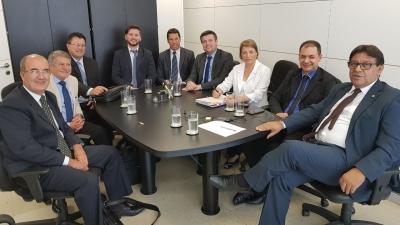 Prefeito Clovis retorna de Brasília com notícias positivas