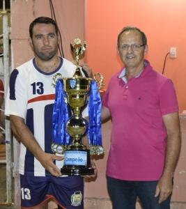 Seleção de Agudo é a campeã do 49º Interseleções de Faxinal do Soturno