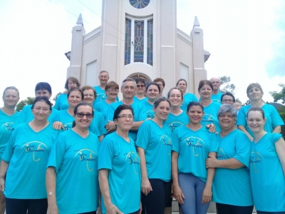 Projeto Viva em Movimento leva atividade física às comunidades de Faxinal