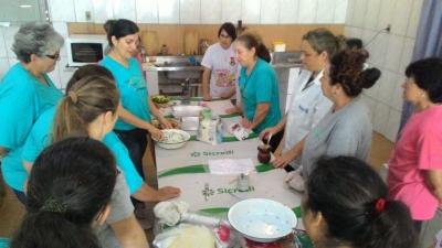 Parceria entre a Assistência Social e a Emater leva conhecimento ao interior