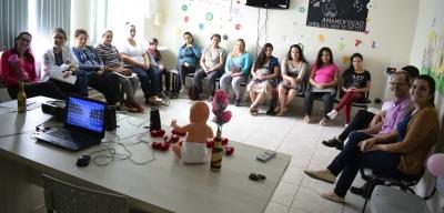 Grupo Maternizar realiza o primeiro encontro