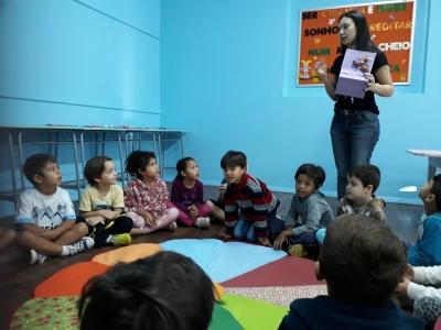 Projeto Ciranda trabalha a conscientização acerca da inclusão
